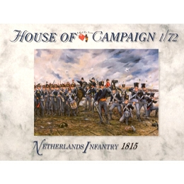1/72 Netherlands Infantry (1815) Box (Call to Arms)