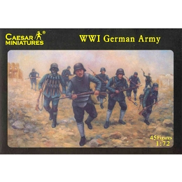 1/72 WWI German Army Box (Caesar)