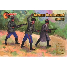 1/72 WWII German Don Cossack Box