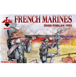 1/72 French Marines Box (RedBox)