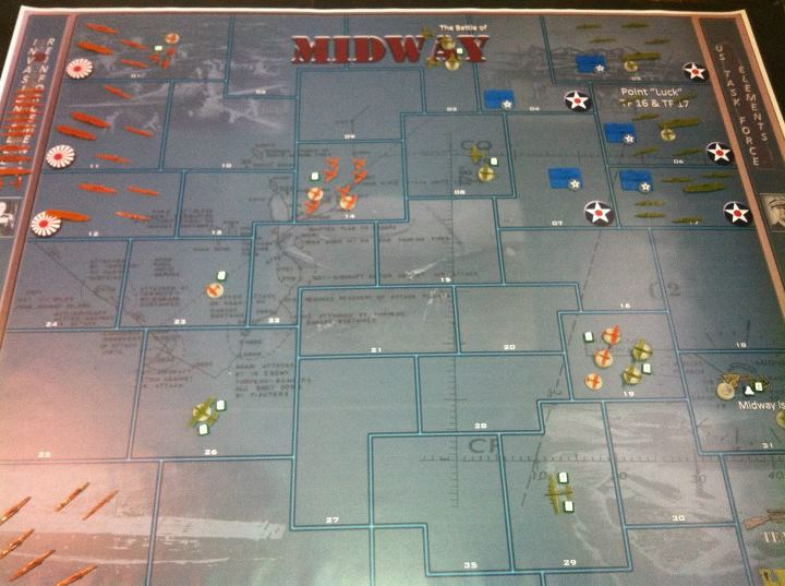 Custom Game Battle Of Midway