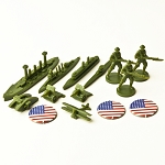 Axis & Allies 1914 United States Set