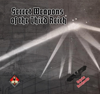 Secret Weapons of the Third Reich Boxed Game