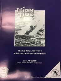 High Tide-Data Annex Booklet; The Cold War 1980-1989