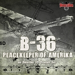 B-36 Peacekeeper of Amerika -Amerika Expansion Set