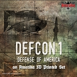 Defcon 1-Atomic Defense in Amerika -Amerika Expansion Set