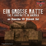 Ein Grosse Ratte -Amerika Expansion Set