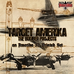 Target Amerika- Bomber Projects -Amerika Expansion Set