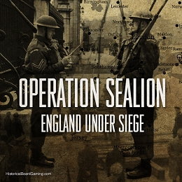 Operation Sea Lion- Global War Expansion