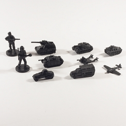 ''Battle Pieces'' - Axis Minors - Complete Set