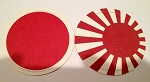HBG  (60 pt) Beverage Coaster - Japanese