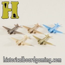 ''Battle Pieces'' - Allies - C-46 Transport (x5)