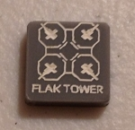 HBG Flak Tower Marker 1/2