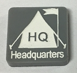 HBG Headquarters Marker (Acrylic) x5