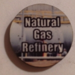 HBG Resources Marker Natural Gas Refinery (Set of 10)