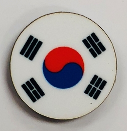 HBG South Korea Roundel (10/Set)