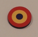 HBG Spain Republican Roundel Marker (Set of 10)