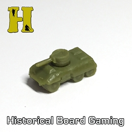 'Battle Pieces'' - U.S. Exp. - Greyhound Armored Car (x5)