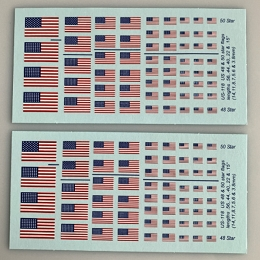 U.S. Flags (US-118)