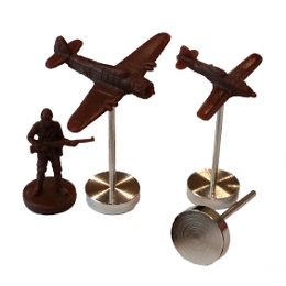 Flight Stands-Metal