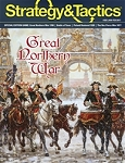 Strategy & Tactics Magazine & Game #302 (Great Northern War)
