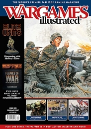 Wargames Illustrated Magazine - Issue # 352 Elite Units (February 2017)