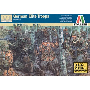 1/72 WWII German Elite Troops Box (Italeri)