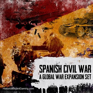 Spanish Civil War-1936 Expansion Set