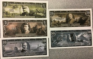 HBG WW1 Battle Bucks