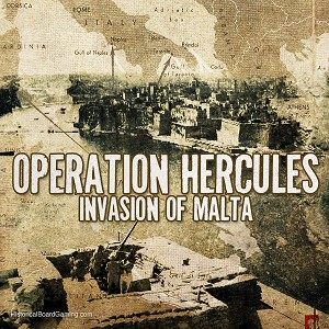 Operation Hercules-Invasion of Malta Custom Map & Rules