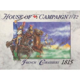 1/72 French Cuirassiers (Call to Arms)
