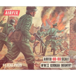 1/76 German WWII Infantry Box (Airfix)