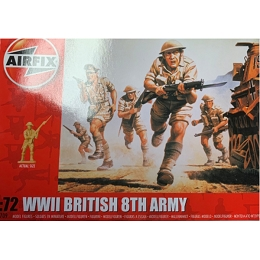 1/72 WWII British 8th Army Box (Airfix)