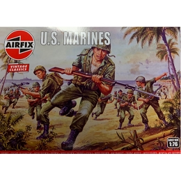 1/72 U.S. Marines Box (Airfix)
