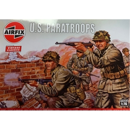 1/72 U.S. Paratroops Box (Airfix)