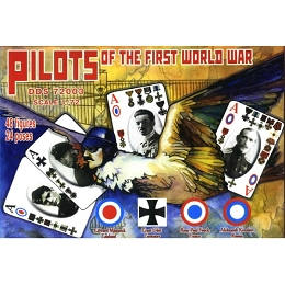 1/72 WW I Pilots of the First World War (DDS)