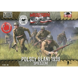 1/72 Polish Uhlans Dismounted (First to Fight)