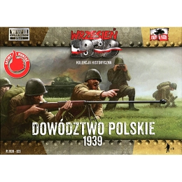 1/72 Polish Command (First to Fight)