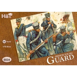 1/72 French Young Guard (48) (HaT)