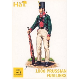 1/72 1806 Prussian Fusiliers (48) (HaT)