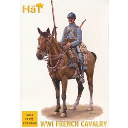 1/72 WWI French Cavalry Box (HaT)