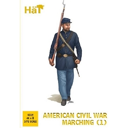 1/72 ACW Marching Set 1 (48) (HaT)