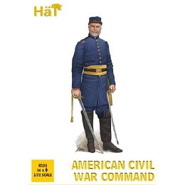 1/72 ACW Command (36) (HaT)