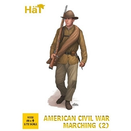 1/72 ACW Marching Set 2 (48) (HaT)