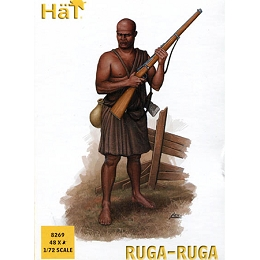 1/72 WWI Ruga-Ruga Box (HaT)