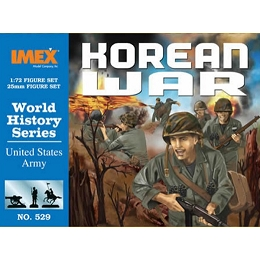 1/72 US Army Korean War Set (IMEX)