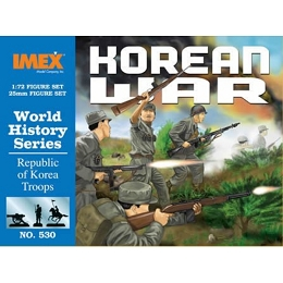 1/72 Republic of Korean Troops War Set (IMEX)