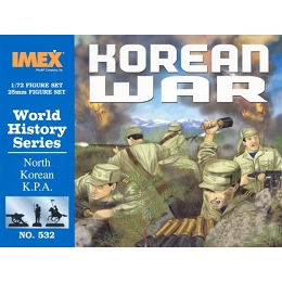 1/72 North Korean KPA (IMEX)