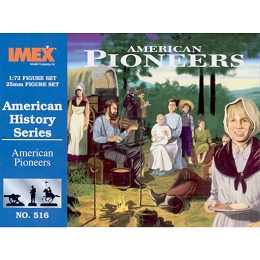 1/72 America Eastern Friendly Indians (IMEX)
