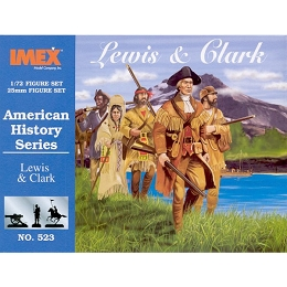 1/72 America Lewis and Clark (IMEX)